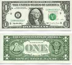 Dollars - Billets verts