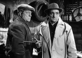 Jean Gabin et Lino Ventura