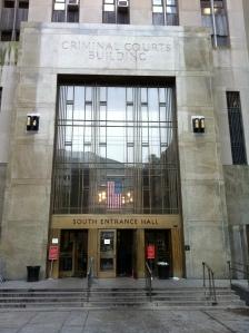 Cour criminelle