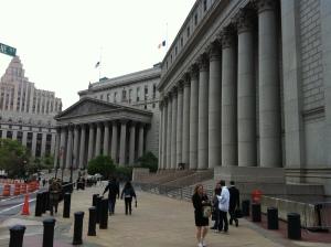 Quartier judiciaire
