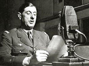 Charles de Gaulle - Appel du 18 juin 1940