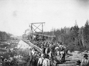 Chemin de fer Canada