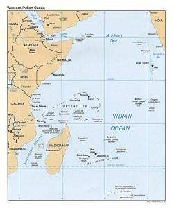 Océan Indien / Indianocéanie